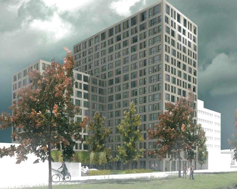 Nieuwbouw neherkade den haag idea compact for Nieuwbouw den haag
