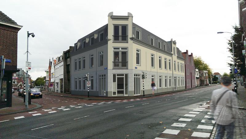 T Atelier koopappartementen Roosendaal