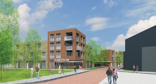 Prijsvraag design en build Oosterhout