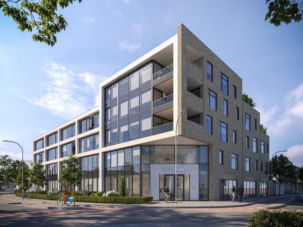 Nieuwbouw De Dunant Roosendaal