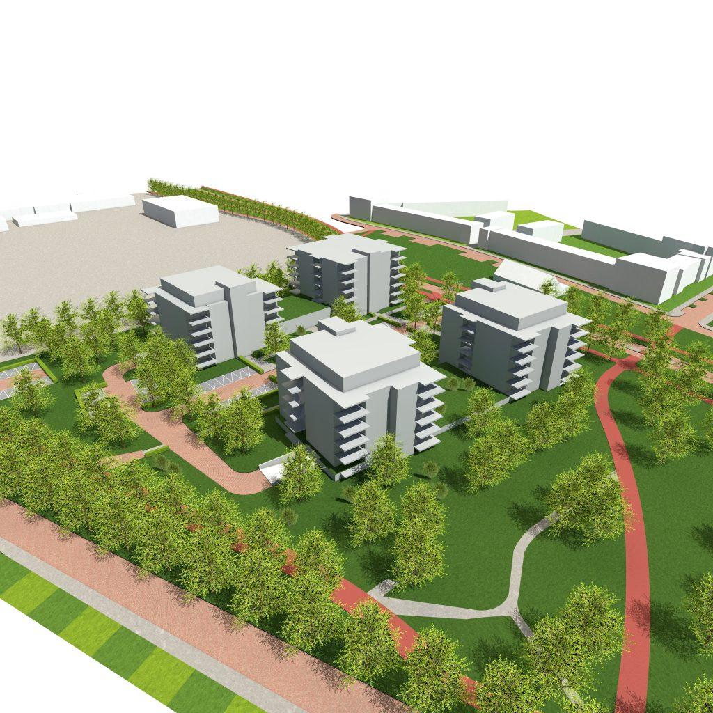 Woningbouw aan Couperuslaan Etten Leur