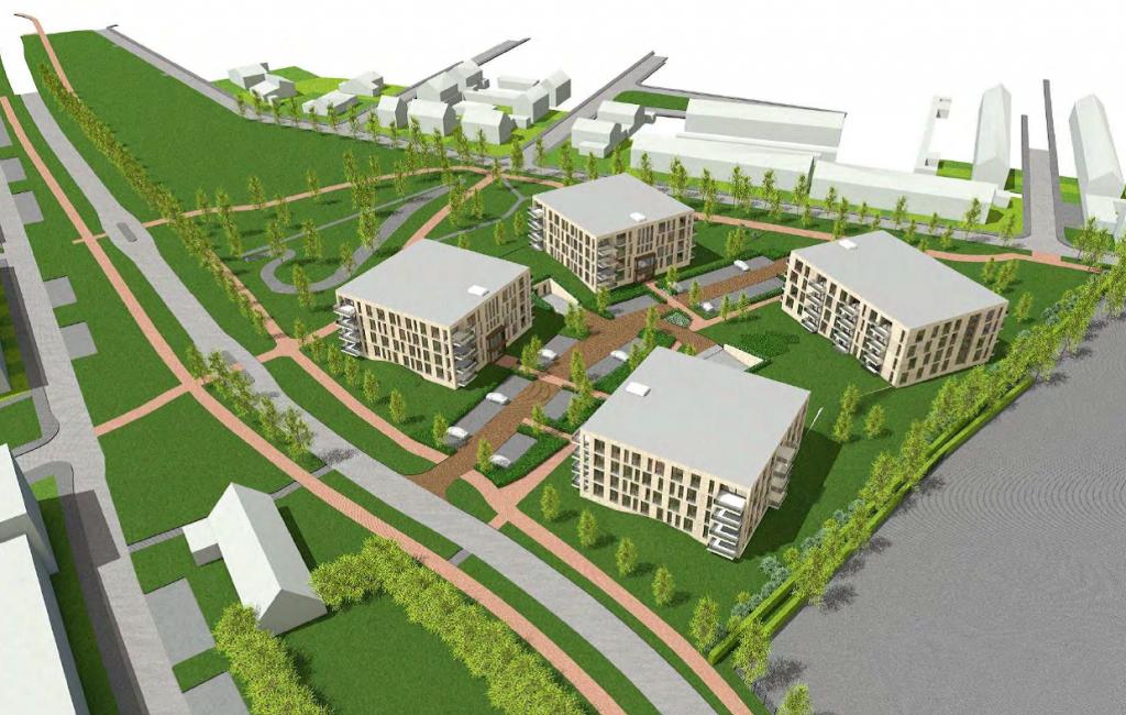 Nieuwbouw appartementen Couperuslaan Etten Leur