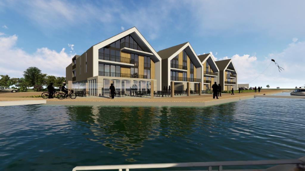 Luxe Appartementen Uithaven Kamperland